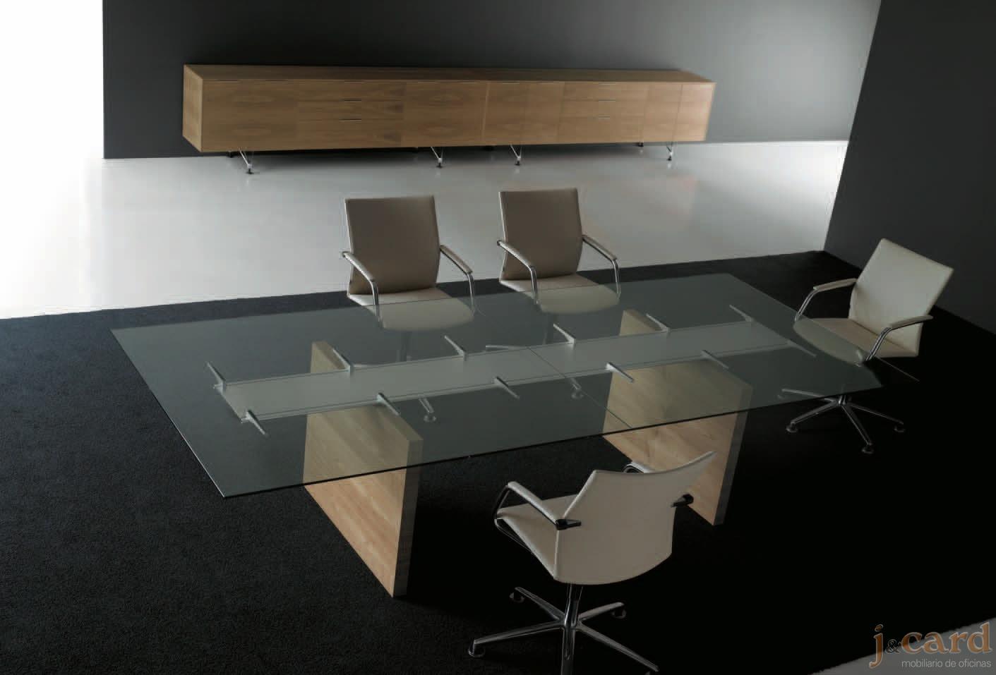 J card 5 estudio de planificaci n y venta de mobiliario de oficina despacho bka2 - Mesas de estudio de cristal ...