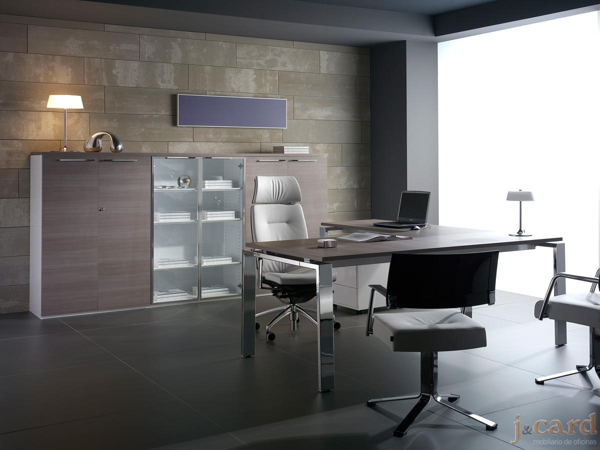 J card 5 estudio de planificaci n y venta de mobiliario for Interior oficinas modernas