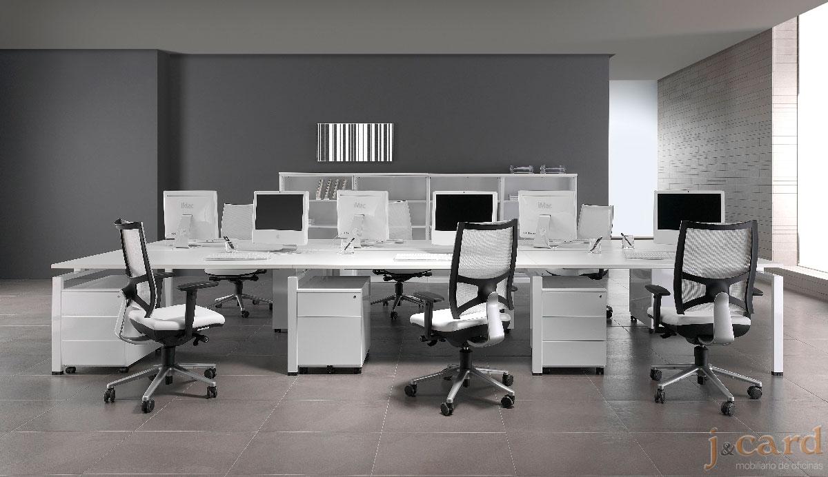 J card 5 estudio de planificaci n y venta de mobiliario for Telefono de oficinas