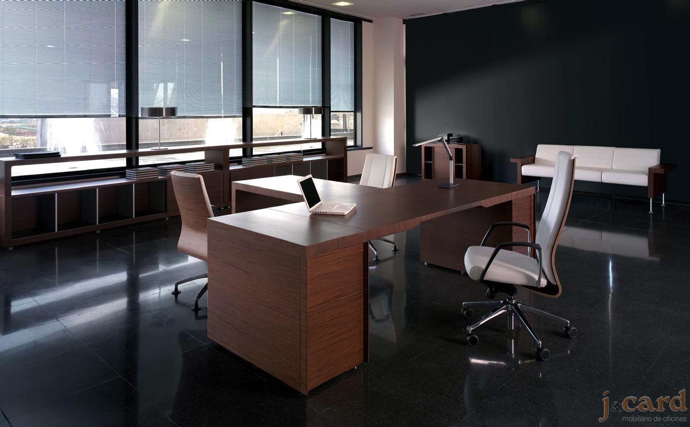 J card 5 estudio de planificaci n y venta de mobiliario for Imagenes de oficinas de lujo